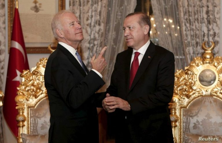 Biden président des USA, la Turquie plus isolée que jamais ?