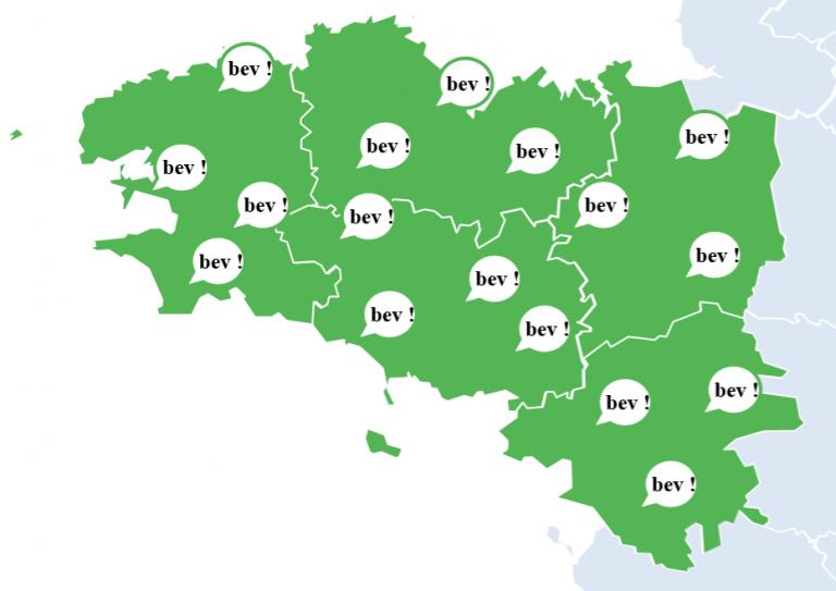 Langue bretonne. La plateforme de rencontres bev.bzh permet de trouver des brittophones