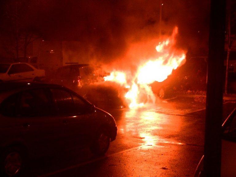 Bretagne. Au moins 62 voitures brûlées, scènes d'émeutes à Nantes