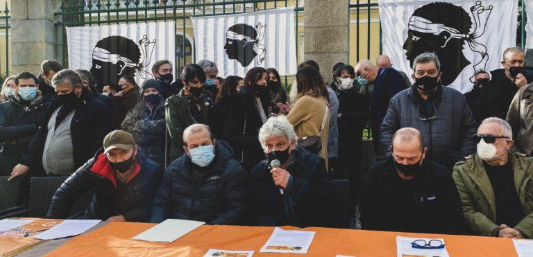 Corse. Corsica Libera appelle les nationalistes à se mobiliser contre la politique de l'Etat