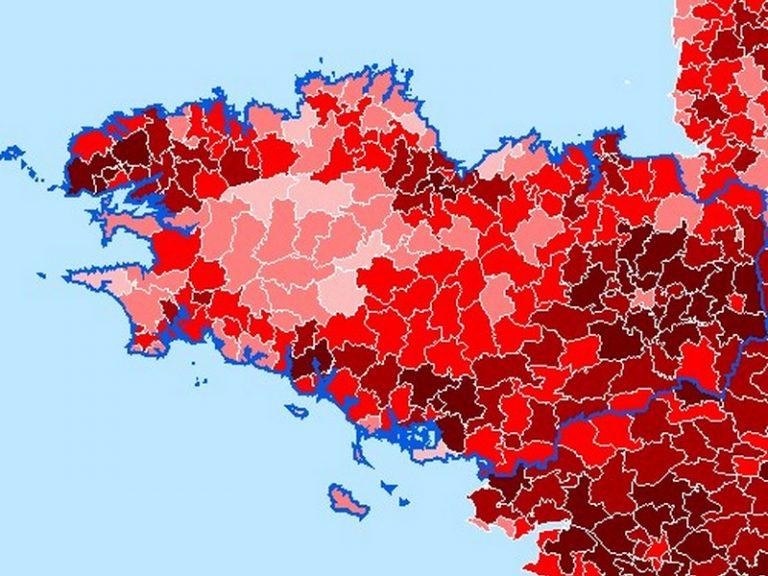 Il y a davantage d'habitants à Nantes métropole que dans le département des Côtes-d'Armor !