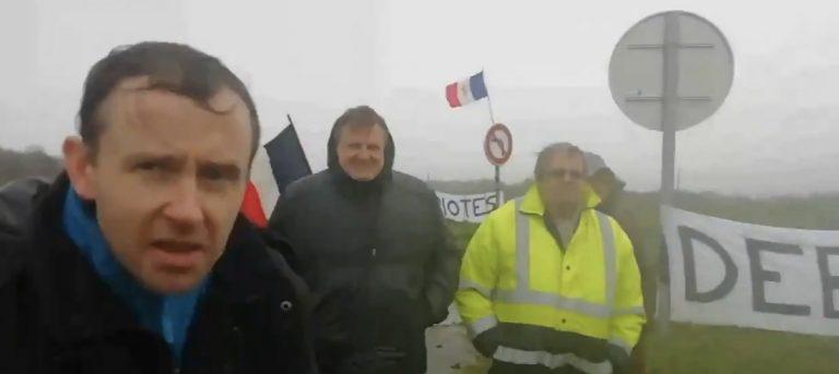 Bretagne. Les Patriotes et Debout la France ont manifesté contre la tyrannie sanitaire