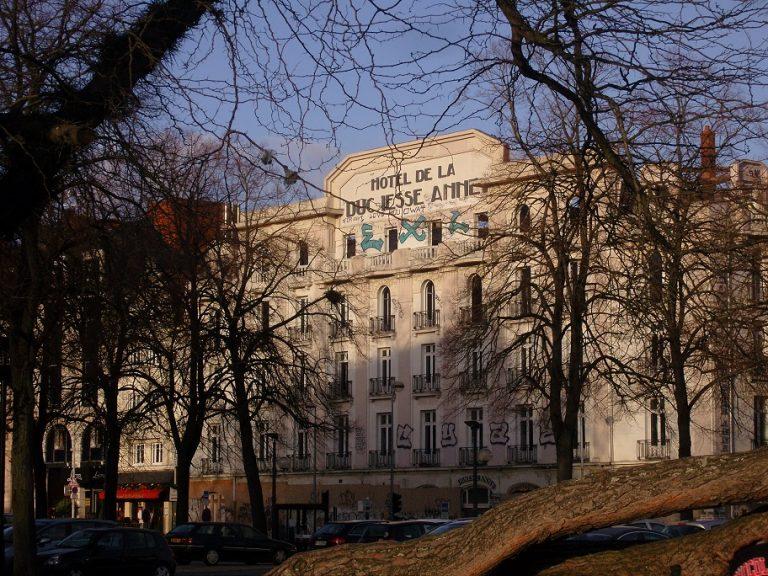 Nantes: l'Hôtel de la Duchesse Anne va être détruit après 16 ans d'inefficacité municipale