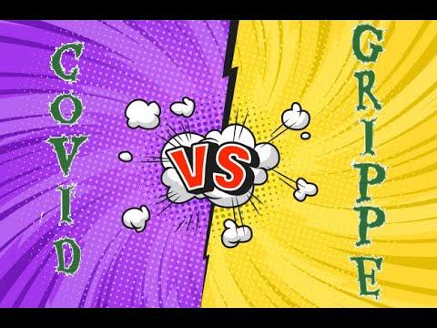 Grippe, Covid, qui est vraiment le plus mortel ?