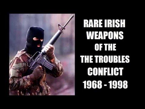 Troubles en Irlande du Nord. Une vidéo évoque les armes improvisées par les loyalistes et l'IRA
