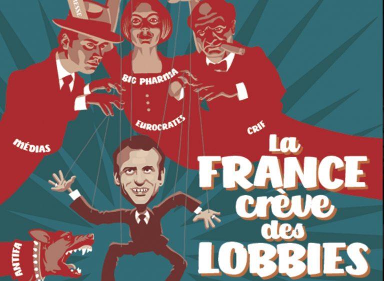 La France crève des lobbies. Le 68ème numéro  Réfléchir&Agir vient de paraître