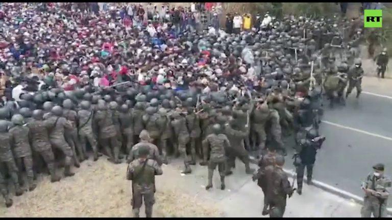 États-Unis. Des milliers de migrants du Honduras attirés par la présidence Biden [Vidéo]