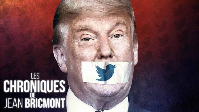 Trump, les réseaux sociaux, la censure : l'analyse de Jean Bricmont
