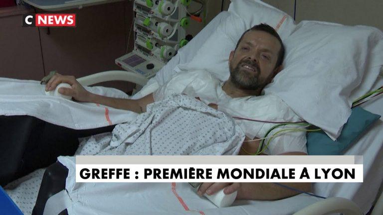Génie européen. A Lyon, un homme reçoit la première greffe de bras au monde