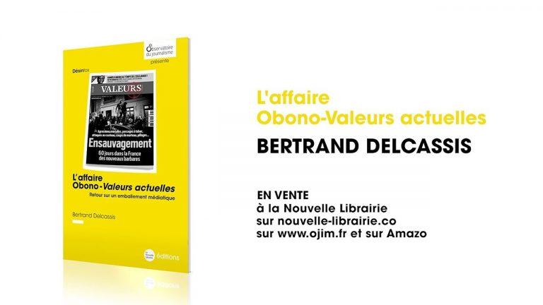 Collection Désintox, nouvelle brochure : Obono contre Valeurs actuelles