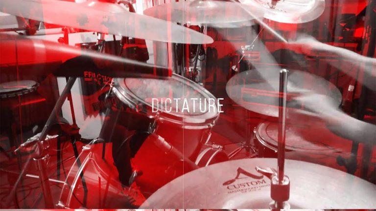 Avec « Dictature sanitaire », le groupe de rock Fraction signe un retour fracassant