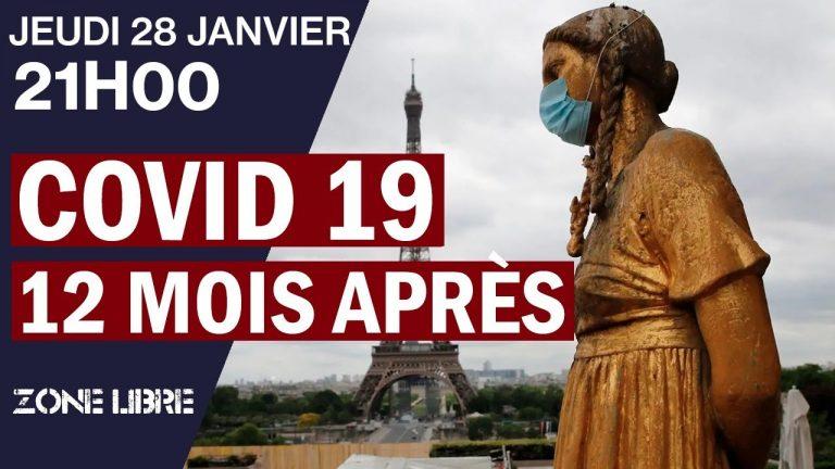 Covid-19, 12 mois de mensonges, de manipulations et de dictature sanitaire