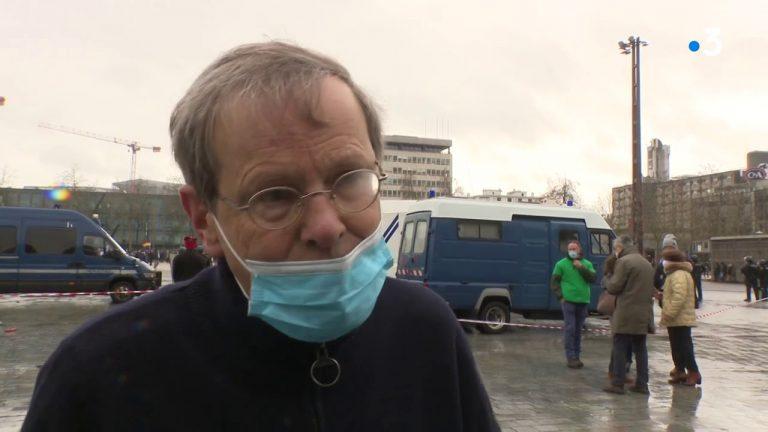 Rennes. L'extrême gauche tente d'attaquer la manifestation « Marchons enfants »
