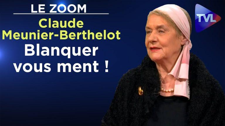 Claude Meunier-Berthelot : « Blanquer vous ment ! »