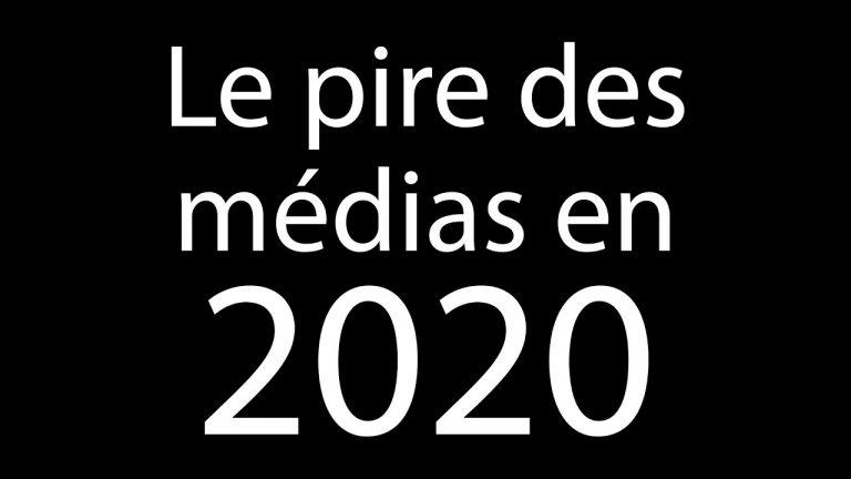 I-Média n°329 – Le pire des médias en 2020