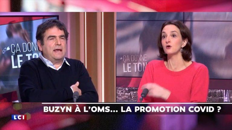 Barbara Lefebvre face à Jean-Luc Mano et Romain Goupil sur la nomination d'Agnès Buzyn à l'OMS