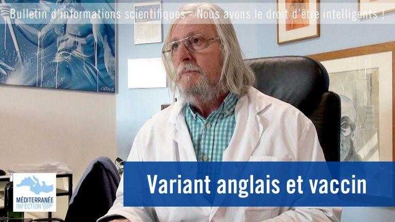 Covid-19. Le Professeur Raoult revient sur le variant anglais et vaccin