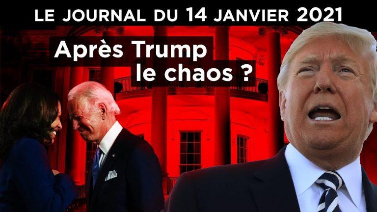 L'hystérie anti-Trump avant le chaos ?