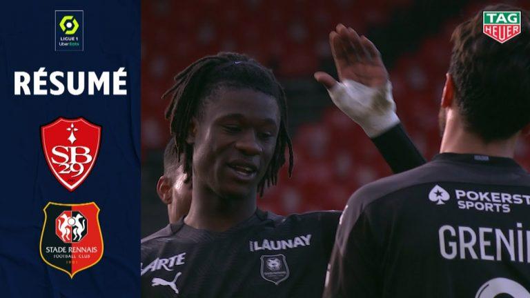 Ligue 1. Le Stade Rennais remporte le derby face au Stade Brestois, le FC Nantes tenu en échec par le RC Lens