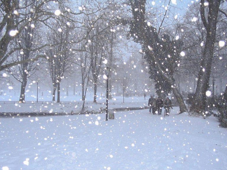 Météo. De la neige en Loire-Atlantique et Vendée ?
