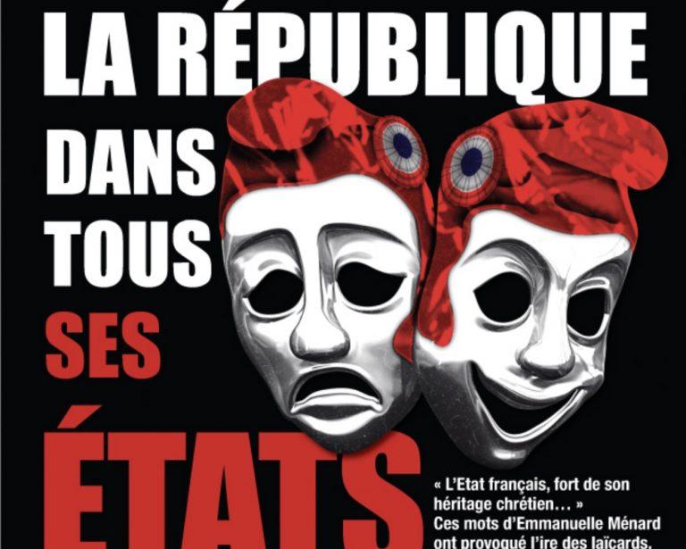 « Etat français », « héritage chrétien ». Haro sur Emmanuelle Ménard