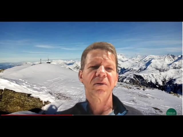 Jean-Marc Jancovici : Énergie et climat pour demain. Quels scénarios après les crises?