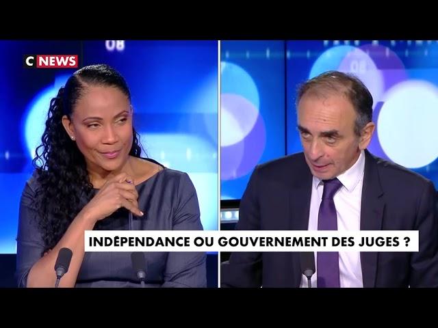 Eric Zemmour : « Les juges ne rendent plus leurs décisions au nom du peuple français mais au nom de leur idéologie »