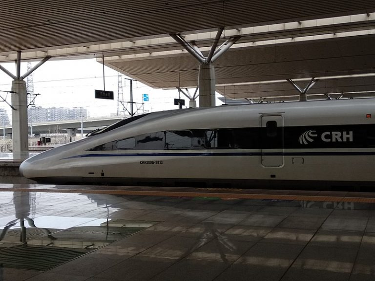 En Chine, des trains bientôt plus rapides que les avions ? [Vidéo]