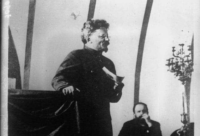 Trotski, bourreau et inventeur des camps de concentration soviétiques, référence du préfet de Police Lallement ?