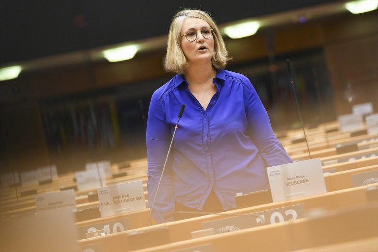 Marie-Pierre Vedrenne (MoDem) : « Loïg Chesnais-Girard n'a pas été élu en tant que président du conseil régional de Bretagne » [Interview]