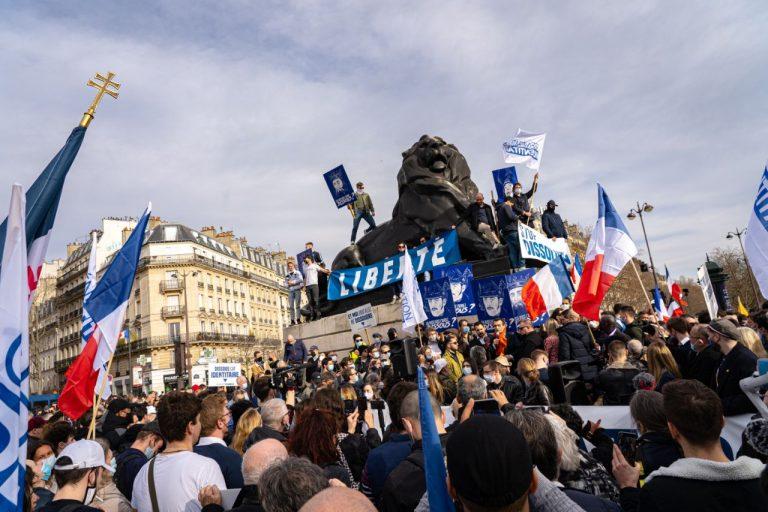 Dissolution de Génération Identitaire. « Vivre ensemble » sans les Français de souche ? [L'Agora]