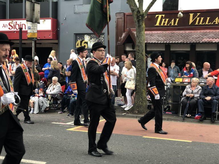 Histoire de l'Irlande. Les conséquences de la Grande famine sur l'ordre d'Orange en Ulster