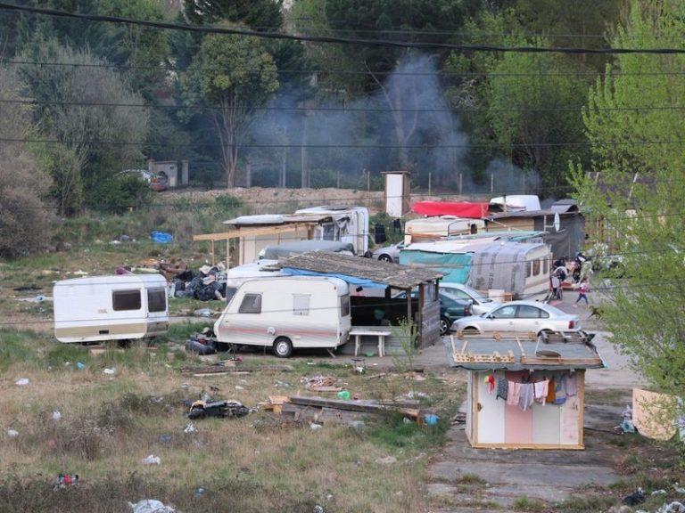 Nantes. Roms : évacuation ordonnée village Bellevue, objets volés retrouvés à la Papotière