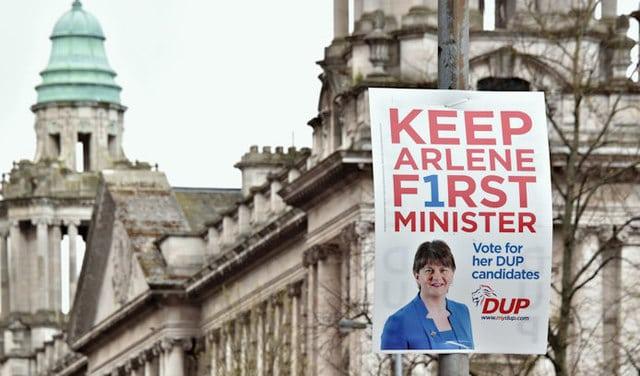 Irlande du Nord. Le DUP (unioniste) dans une crise majeure ?
