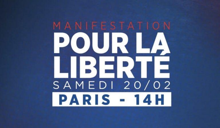 Paris. Génération Identitaire appelle la jeunesse de France et d'Europe à descendre dans la rue samedi 20 février