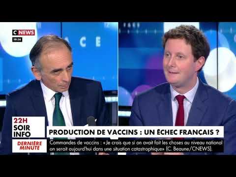Eric Zemmour : « Il y a une vraie idéologie immigrationniste à la Commission de Bruxelles, qui ne veut pas arrêter l'immigration, mais la diluer dans toute l'Europe »