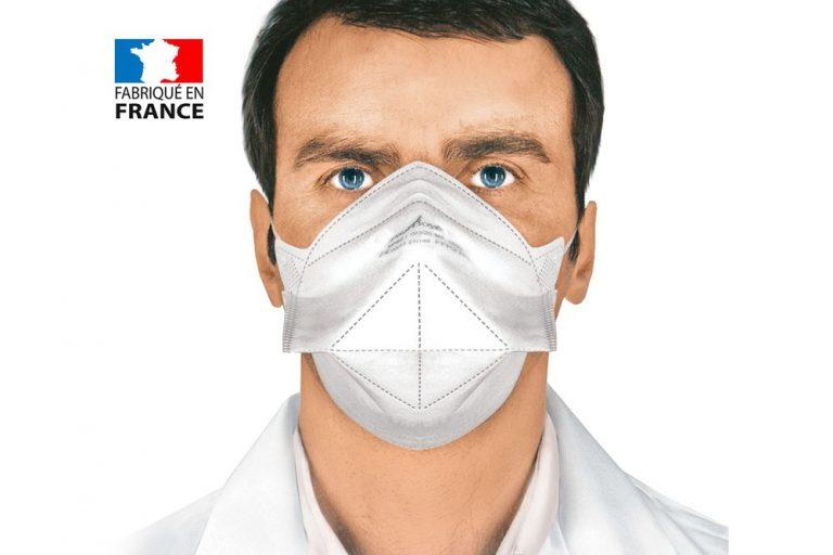 Covid-19. Un masque qui élimine le virus bientôt sur le marché ?