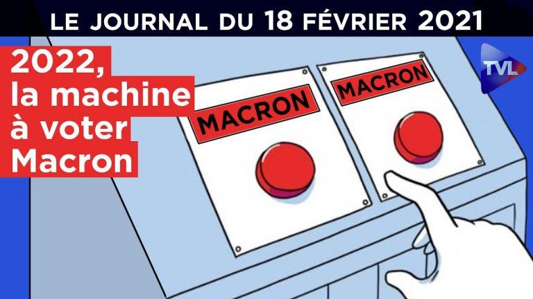2022 : Vers un coup d'Etat électoral de Macron ?