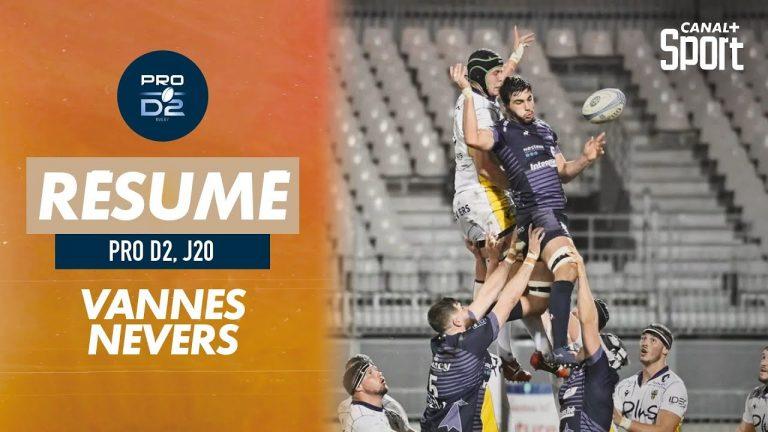 Rugby. Le RC Vannes se loupe à domicile face à Nevers (17-17)