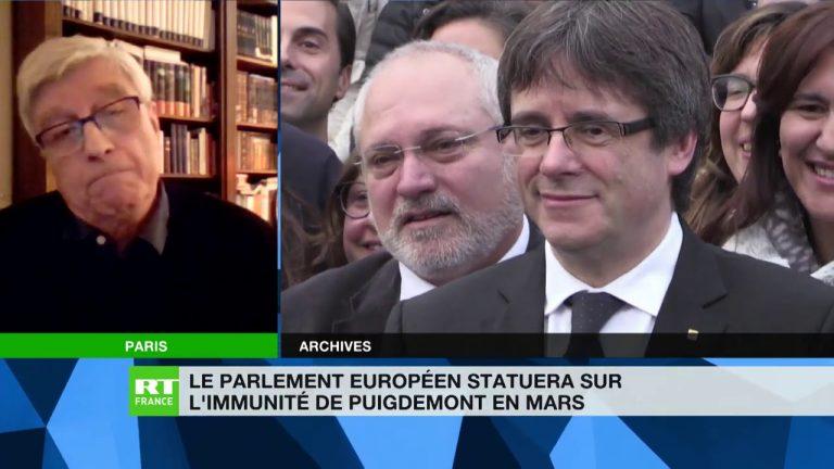 Le Parlement européen sur le point de lever l'immunité de Carles Puigdemont : un vote «politique» ?