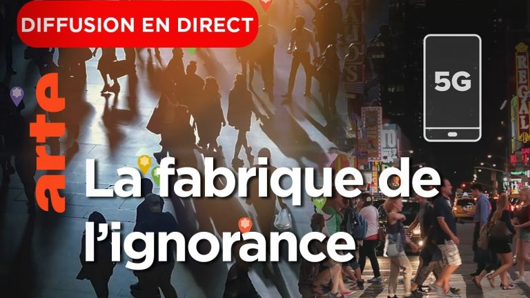 La fabrique de l'ignorance. Reportage