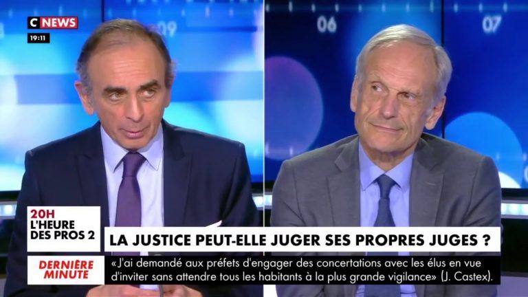 Les relations entre la France et l'Algérie évoquées par Eric Zemmour (Face à l'info)