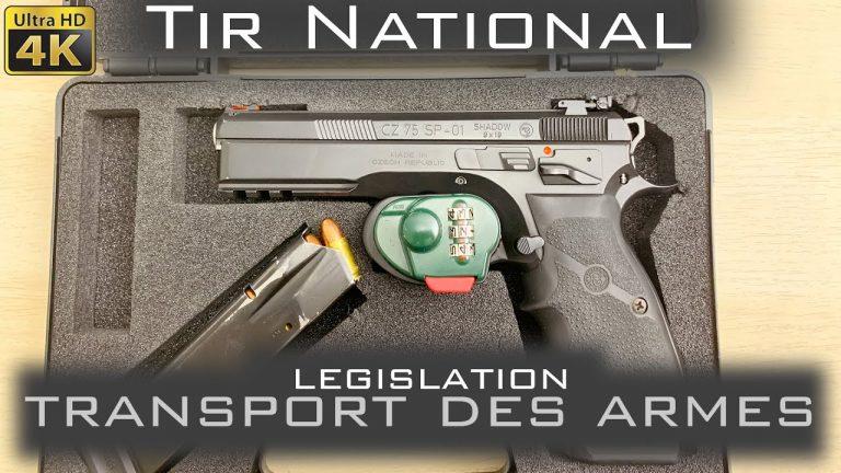 Comment transporter ses armes en France ? Quelle législation ? (catégorie B et C)