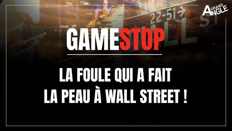 Retour sur l'affaire Gamestop ou quand la foule fait la peau à Wall Street