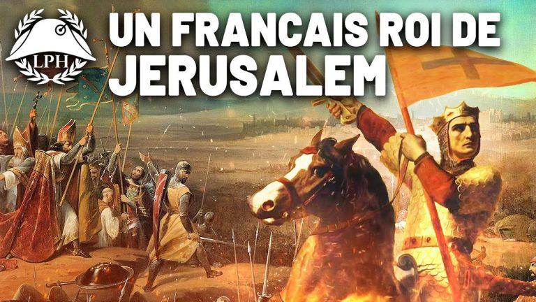 Godefroy de Bouillon, premier héros des croisades
