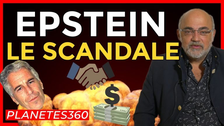 Epstein. L'histoire d'un Monstre ami de l'oligarchie mondiale