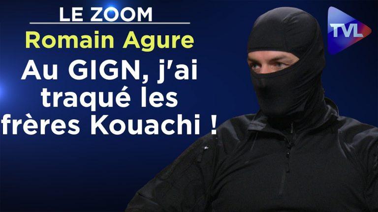 Romain Agure : « au GIGN, j'ai traqué les frères Kouachi ! »
