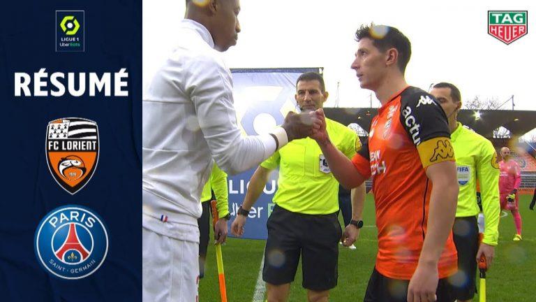 Football. L'exploit du FC Lorient face au PSG, défaites de Nantes et Brest, le Stade Rennais floué