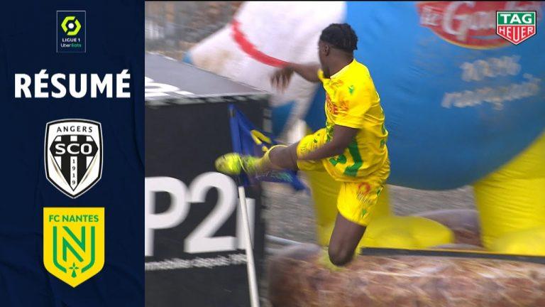 Football. Le FC Nantes gagne enfin, défaite du Stade Rennais, nuls de Lorient et Brest