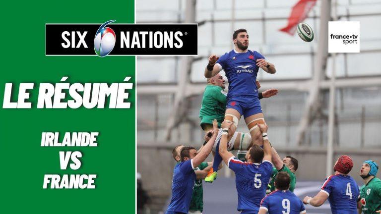 Rugby. L'équipe de France prend la tête du tournoi des 6 nations